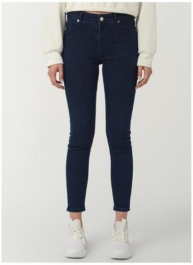 Limon Company Limon Skinny Fit Lacivert Kadın Denim Pantolon Lacivert